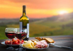 Rượu vang – niềm cảm hứng của cuộc sống