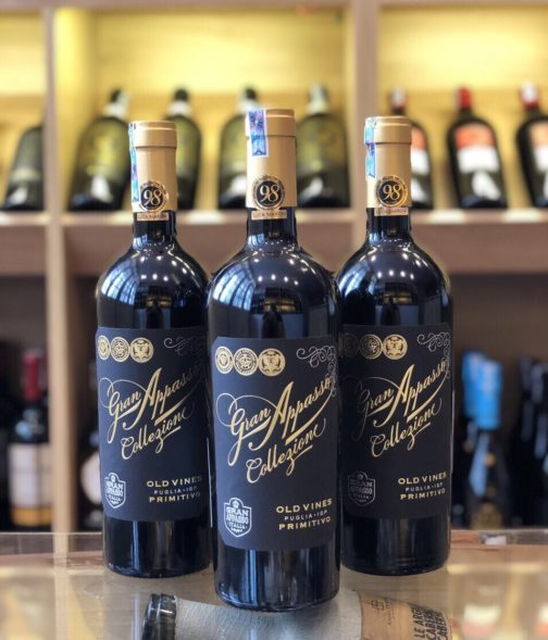 Rượu Vang ÝGran AppassoCollezione