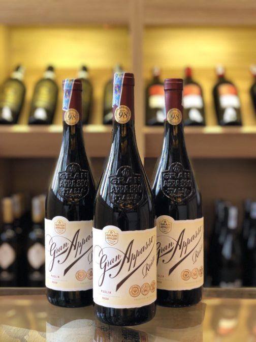 Rượu Vang Ý Gran AppassoRosso