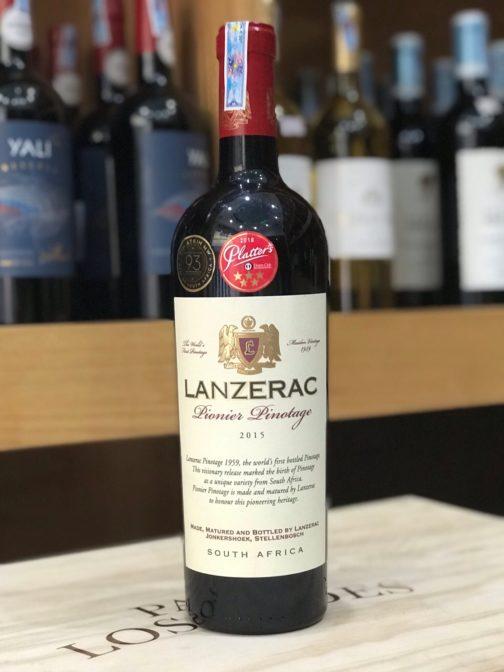 Rượu Vang Nam PhiLanzerac Pionier Pinotage