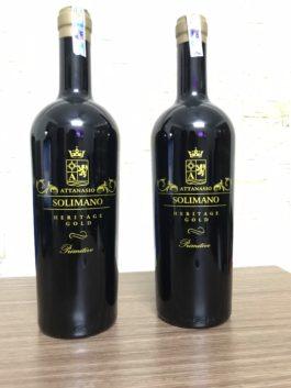 Rượu Vang Ý Attanasio Solimano