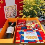 Rượu vang nhập khẩu – Quà tặng vừa tình vừa lễ
