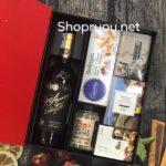 Cùng điểm những món quà tết tại rượu vang Minh Phương