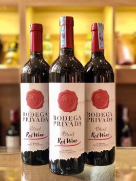 Rượu Vang Bodega Privada Blend