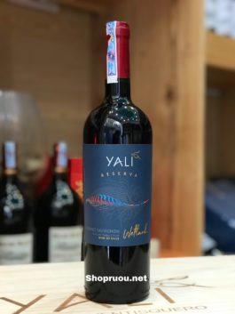 Vang Chile Yali Reserva