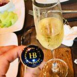 Cùng rượu Champagne nâng ly chúc mừng ngày 20/10