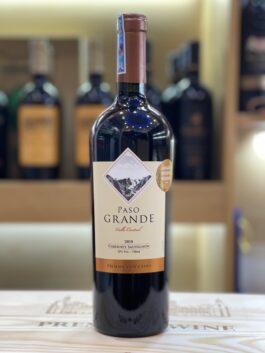 Rượu vang Chile Paso Grande