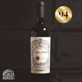 Rượu vang Terre di Mario 17 độ