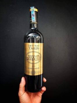 Rượu Vang Pháp Chateau Tarin